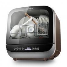 九阳 Joyoung X5 免安装台式全自动家用智能烘干洗碗机