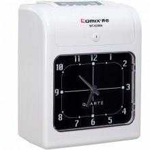 齐心(Comix)MT-6200N 全智能型微电脑考勤机/卡钟(停电打卡)