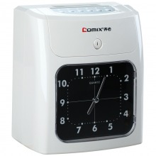 齐心(Comix)MT-321N 卡钟 微电脑考勤机/纸卡打卡机/打卡钟(停电不打卡)