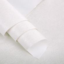 斯图sitoo 加宽加厚自粘墙纸壁纸卧室客厅电视背景墙贴家具翻新贴纸蚕丝白色 60cm*5