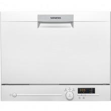 西门子(SIEMENS)SK23E210TI 6套原装进口 新平台除菌台式洗碗机 (白色)