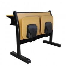 洛克菲勒 阶梯教室排椅前排或者后排单人位 定制款