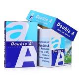 DoubleA 复印纸 A4 80克 5包/箱