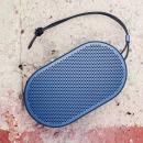B&O PLAY beoplay P2 便携式迷你蓝牙音响 免提通话 bo音箱 皇家蓝色