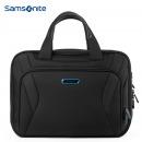 【超市】新秀丽手提电脑包14寸男女笔记本包苹果电脑包商务单肩包SamsoniteBP0黑色