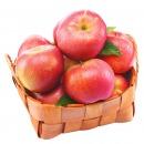 京觅·优选 山东栖霞苹果 精品12颗装红富士 单果均重约200g 新鲜水果