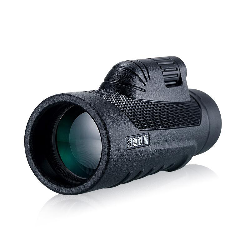 洞察秋毫 16X50单筒望远镜高倍高清可手机拍照