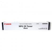 佳能(Canon)数码复合机 NPG-59 BK原装黑色墨粉(适用于iR2202L/200