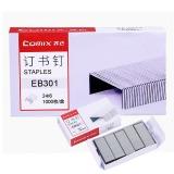 齐心(Comix)EB301 强力订书钉 12#订书针 1000枚/盒