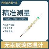 芙蓉 CR-W23A 体温计 医用家用 安全环保 粗