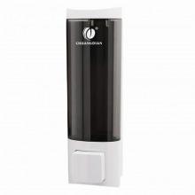 创点(CHUANGDIAN)CD-1013 洗手间壁挂式手动皂液器 白色