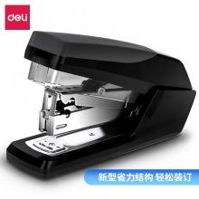 得力(deli)0368 12号省力型商务订书机 颜色随机