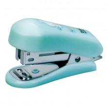 得力(Deli)0302 12号迷你型订书机可装订20页 颜色随机