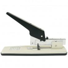 得力(Deli) 0394 重型加厚订书机 订纸厚度80页