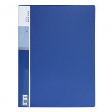 得力(deli) 5003 经济型A4-30页资料册 蓝色