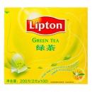 立顿(lipton)清香型绿茶 2g*100包/盒