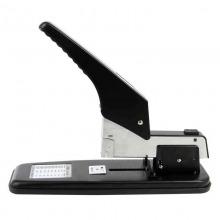 得力 (Deli) 0399 特重型加厚订书机 订纸厚度210页 颜色随机