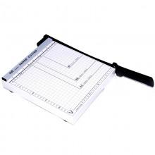 得力(Deli)8015-A5钢质切纸机/切纸刀/裁纸刀/裁纸机 250x250mm