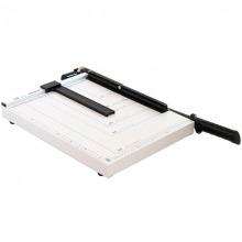 得力(Deli)8013-B4钢质切纸机/切纸刀/裁纸刀/裁纸机 380*300mm