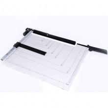 得力(Deli)8012-A3钢质切纸机/切纸刀/裁纸刀/裁纸机 460*380mm