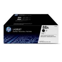惠普(HP)88A/CC388A硒鼓双包装(适用 P1007 P1008 P1106 P1