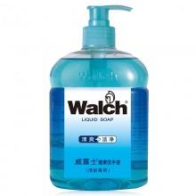 威露士(Walch)清爽洁净健康抑菌洗手液(清新薄荷)525ml/瓶