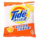 汰渍(Tide) 净白去渍无磷洗衣粉(柠檬清新型) 508g/袋