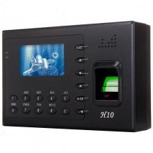 中控(Zksoftware)H10 彩屏指纹考勤机