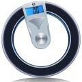 香山(CAMRY)EB8504H 家用圆形电子称 人体称 称重健康秤