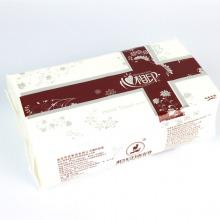 心相印 CS005 商务专用咖啡系列三折抽纸卫 200张/包 20包/箱