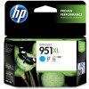 惠普(HP)CN046AA 951XL 大容量青色墨盒(适用 8600plus 8100)