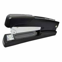 得力(deli)0416 轻便型厚层订书机(50页)颜色随机