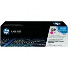 惠普(HP)LaserJet CB543A 品红色硒鼓 125A(适用CP1215 1515n 1518ni CM1312/1312nfi MFP)