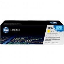 惠普(HP)LaserJet CB542A 黄色硒鼓 125A(适用CP1215 1515n 1518ni CM1312/1312nfi)