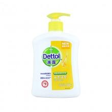 滴露(dettol)自然清新 健康抑菌洗手液含柑橘成分  500g/瓶