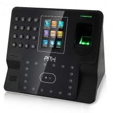 中控智慧(ZKTeco)iFace102 面部指纹人脸混合识别考勤机 人脸签到打卡机