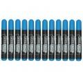 晨光(M&G)MG2160 单头蓝色白板笔 12支/盒