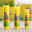 南韩(Glue Stick)15G 高粘度固体胶/胶棒 单支装