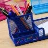 晨光(M&G) ABT98417 金屬網狀多功能組合筆筒 彩色