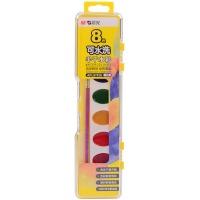 晨光(M&G)APL97616 可水洗半干水彩颜料 8色