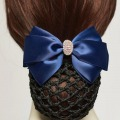 韩版头花 发夹|发卡|发网|头饰|发饰  蓝色