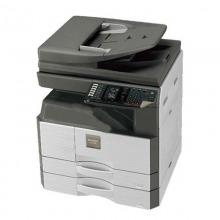夏普(SHARP)2048 黑白数码复合机/彩色扫描(单面不带输稿器)