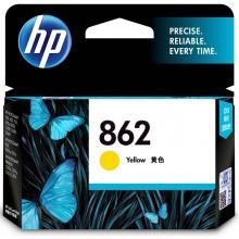 惠普(HP)CB320ZZ 862号黄色墨盒(适用B8558 C5388 D5468 c309a 7510 6510 5510)
