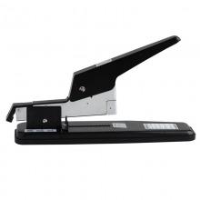 得力(Deli) 0390 加厚型订书机 装订厚度80页 颜色随机