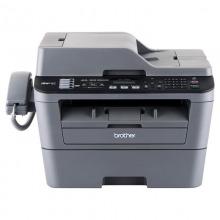 兄弟(brother)MFC-7480D 黑白激光多功能一体机(打印、复印、扫描、传真、自动双面打印)