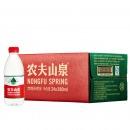 农夫山泉 饮用水 饮用天然水380ml 1*24瓶 整箱装