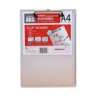 晨光(M&G)ADM94863 铝合金书写板夹 A4   带刻度尺