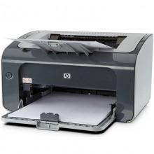 惠普(HP) HP Laserjet PRO P1106 黑白激光打印机