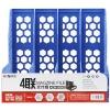 晨光(M&G)ADM95082 蜂窝形四联文件框 蓝色