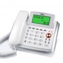TCL 127 家用語音電話機 白色
